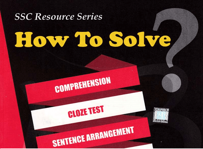Free-Book: How to Solve English by A  K  Singh [PDF] • Exam Tyaari
