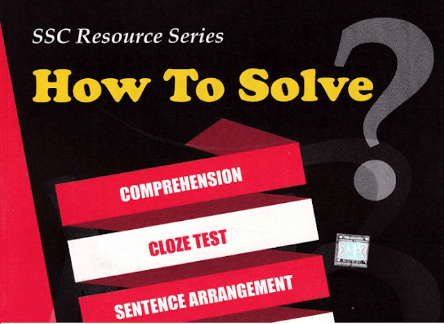 Free-Book: How to Solve English by A. K. Singh [Download PDF] - Exam Tyaari