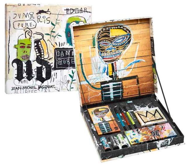 Urban Decay x Jean Michel Basquiat 2017 Makeup Collection