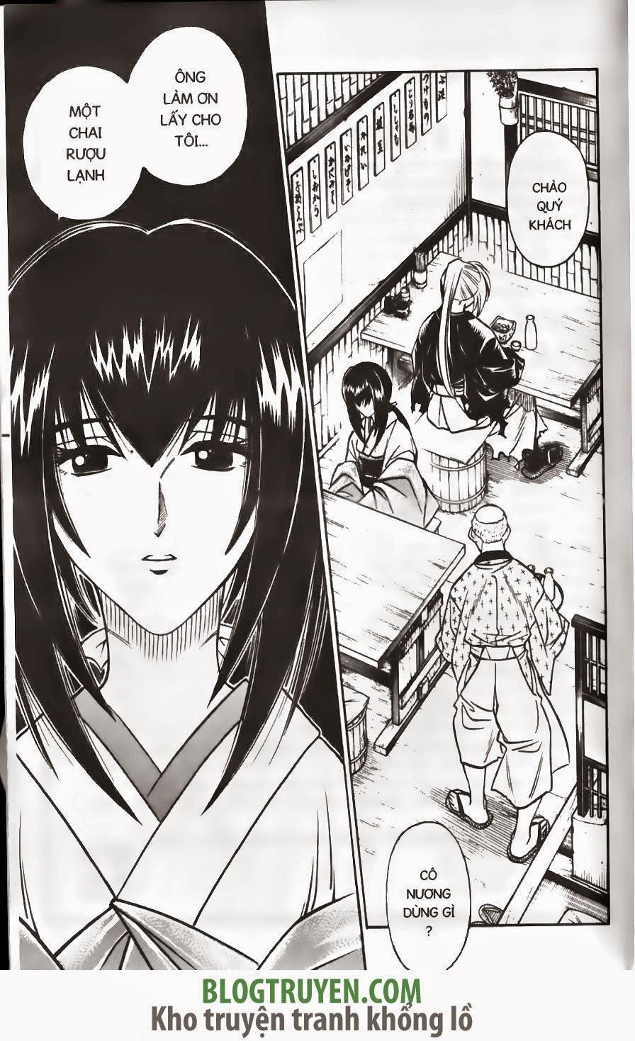Rurouni Kenshin chap 166 trang 20