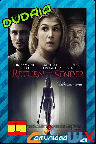 Justicia Personal (2015) [DVDrip] [Latino] [Online] [MEGA]