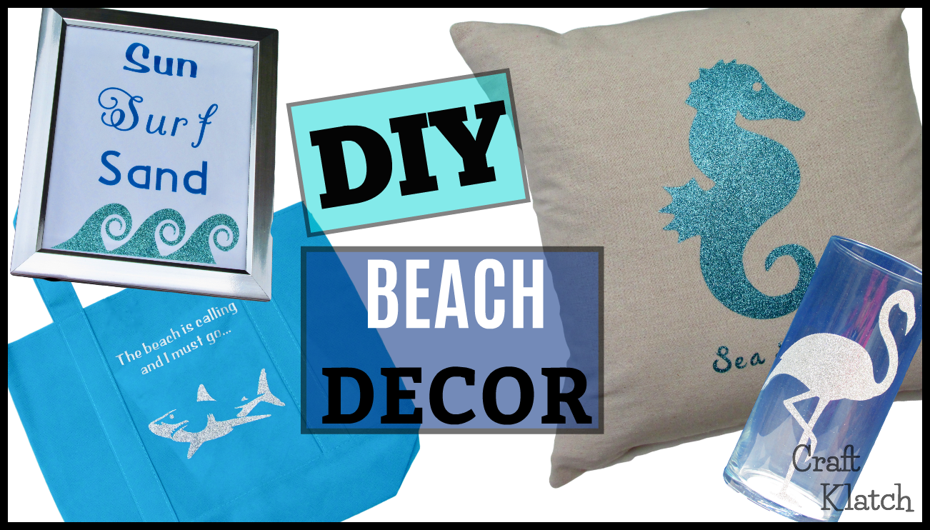 Craft Klatch R DIY Beach Decor Crafts And DIYs