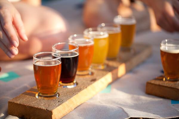Job - Beer tasters