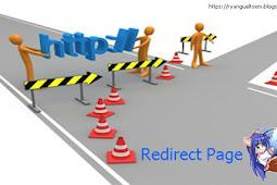 Membuat Redirect Page Website ke Website Lain