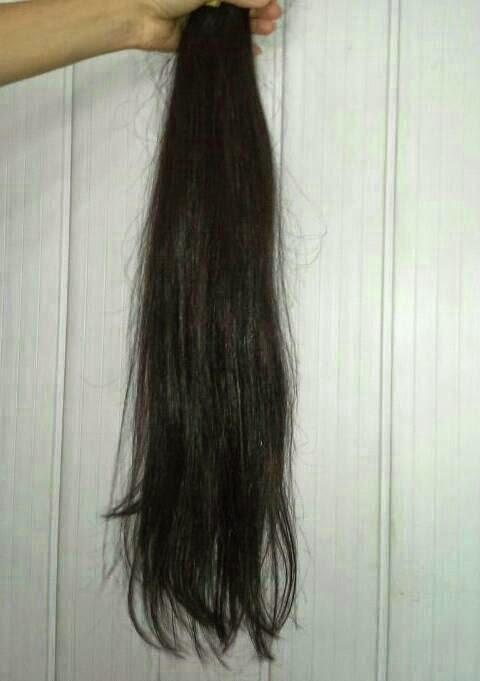 cabelo liso e longo