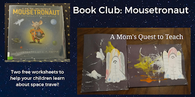 link to Book Club: Mousetronaut