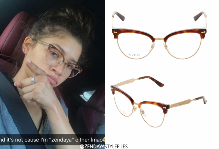 19852031fa8 As Requested  Zendaya s Optical Frames!