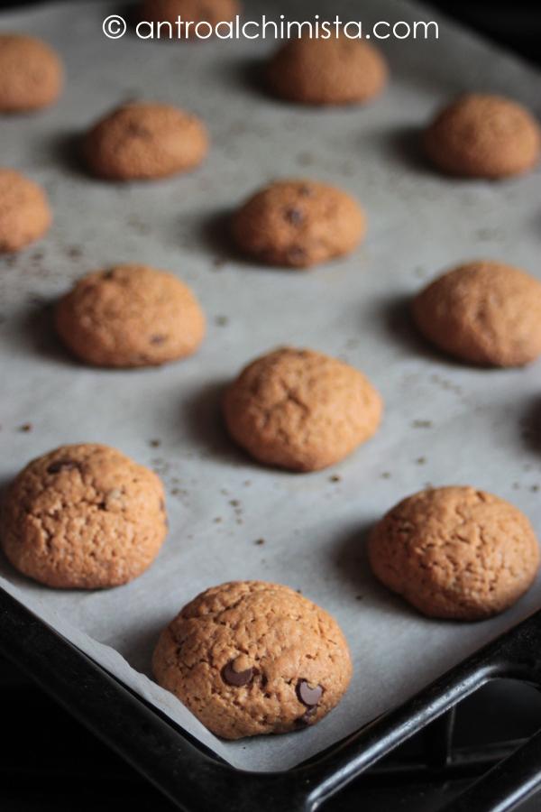 Wow biscotti al cioccolato