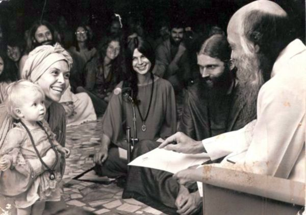 Osho Photographs - Rare Pictures of Osho Part-1