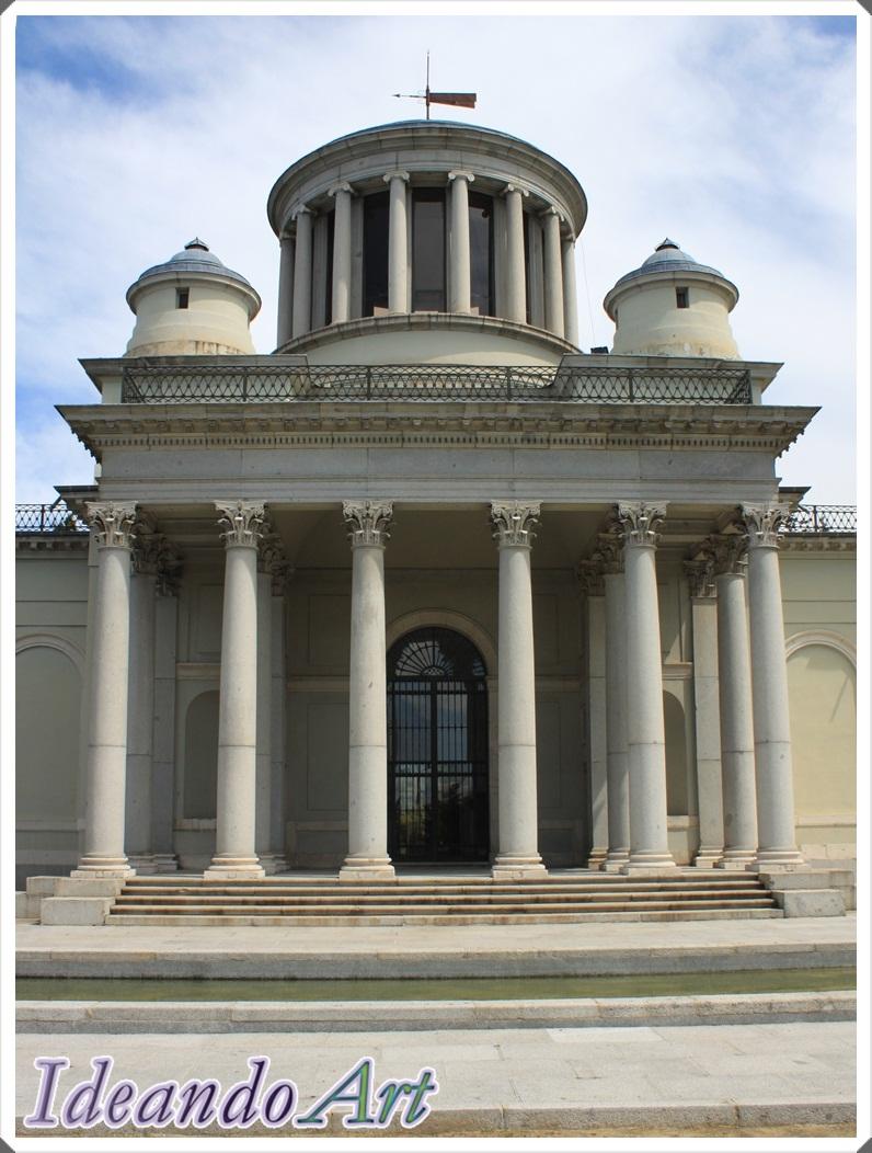 Fachada Real Observatorio
