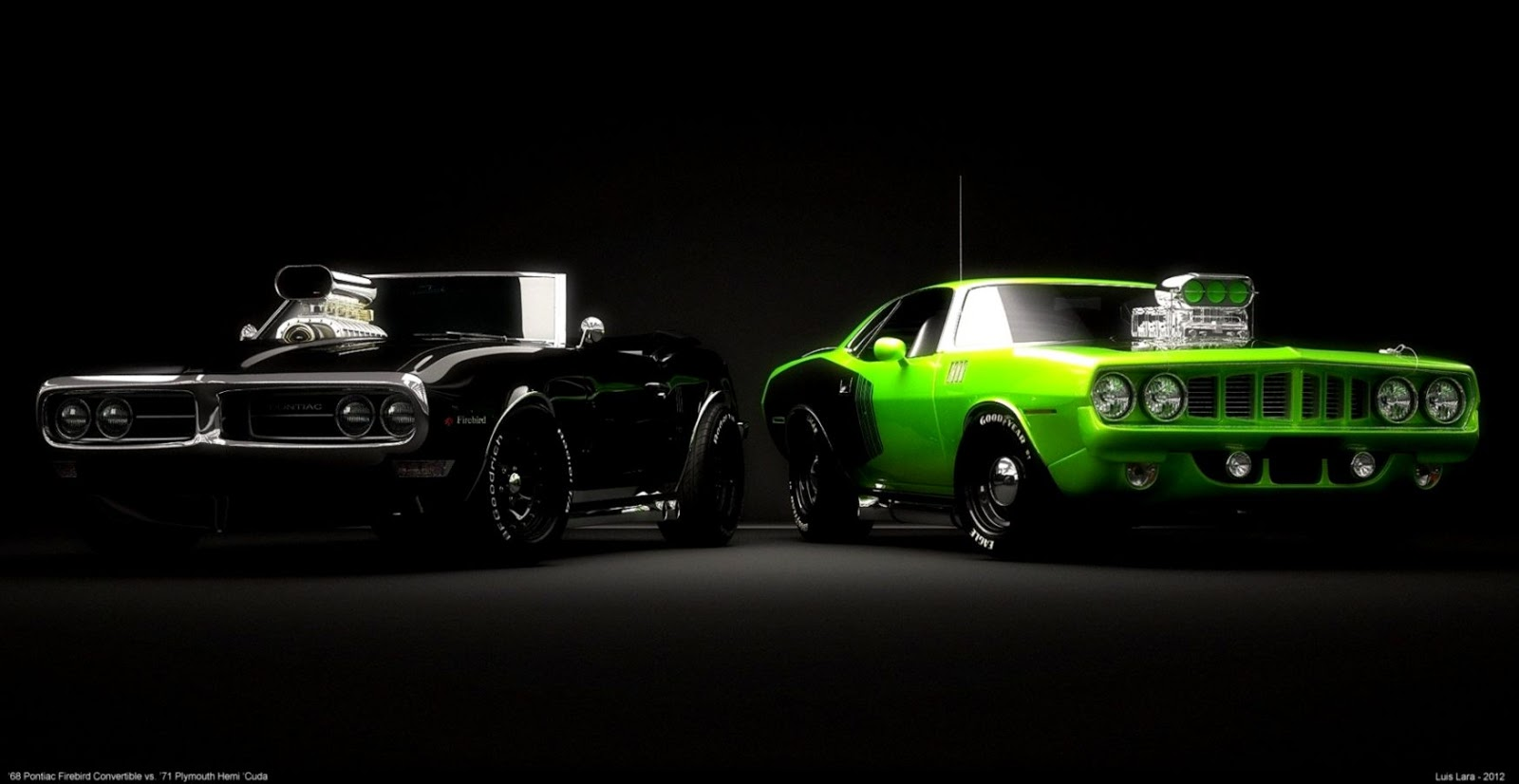 Muscle Car Wallpapers Wallpapers Photos