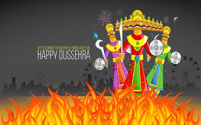[#12+ *HD*] Wallpapers of Happy Dussehra | Top Best Happy Vijayadashmi 2016 HD Wallpapers & Pictures