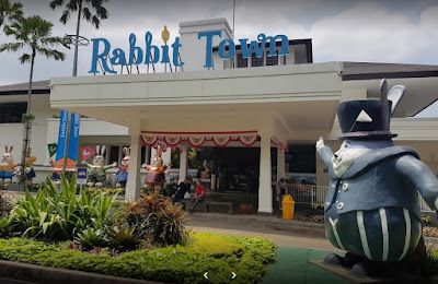 Tempat Wisata Rabbit Town Bandung Yang Keren