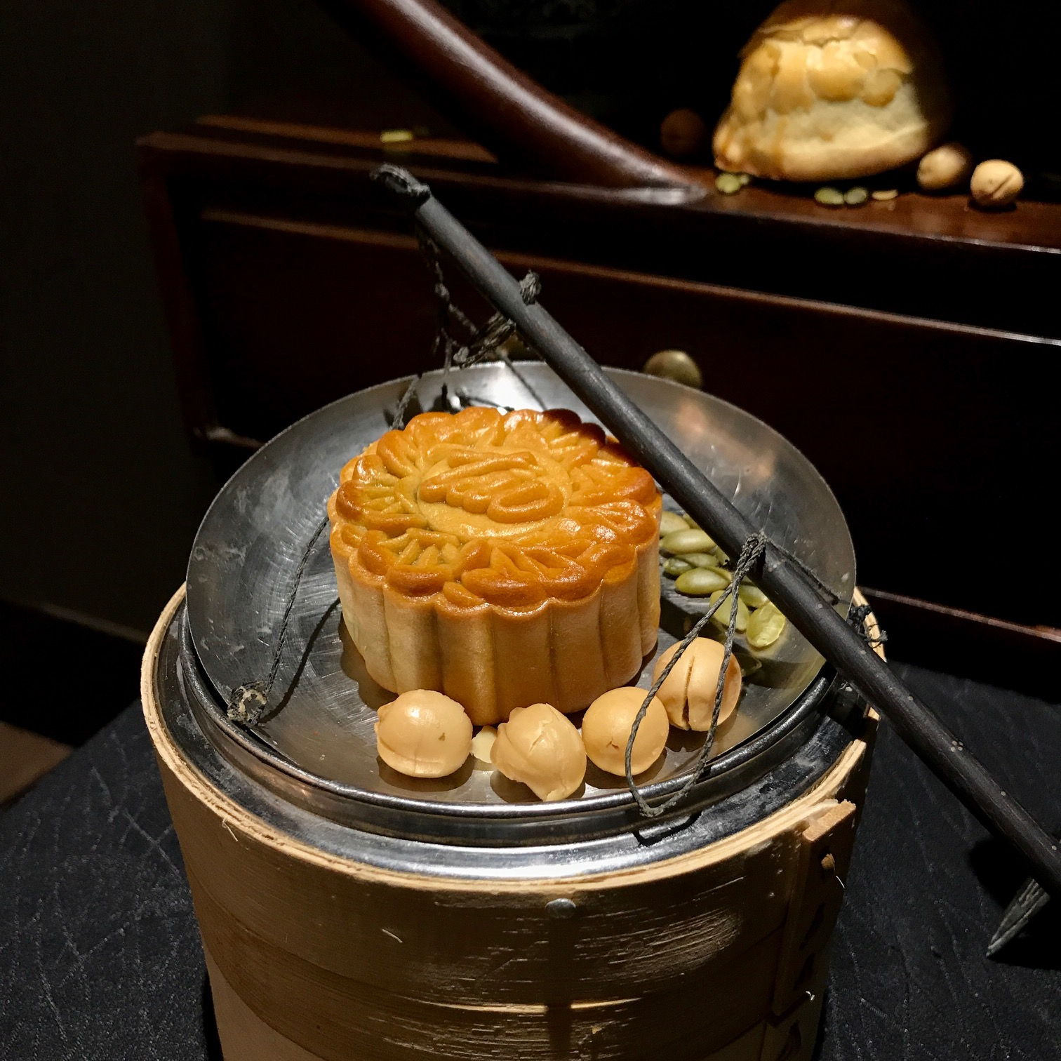 Walauwei com!: Intercontinental KL celebrates the mooncake