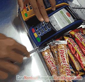 cara belanja di Indomaret pakai kartu ATM BCA