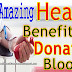 Amazing Health Benefits Of Donating Blood