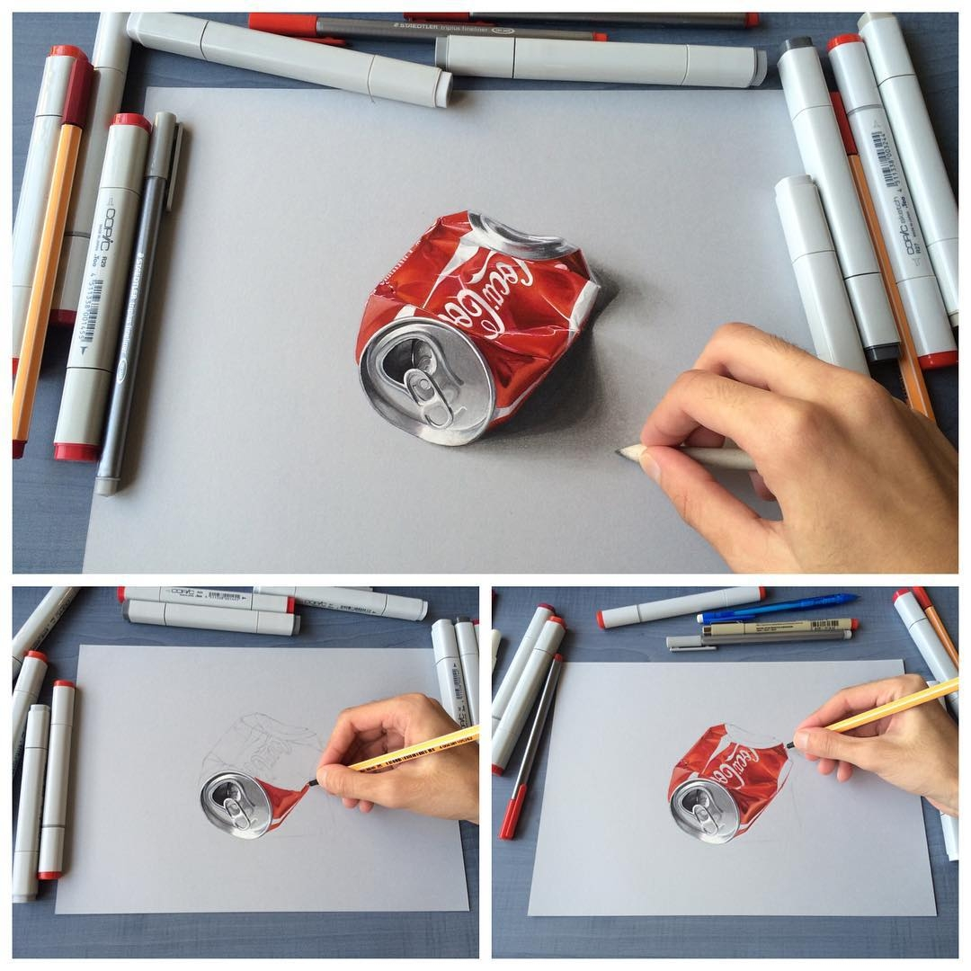 07-Coca-Cola-Sushant-S-Rane-Constructing-3D-Drawings-one-Section-at-the-Time-www-designstack-co