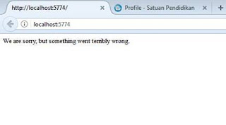 "error dapodik 201b ""We are sorry, but something went terribly wrong"""