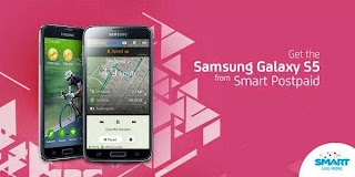 Samsung Galaxy S5 Smart Network Postpaid Plan Pricing