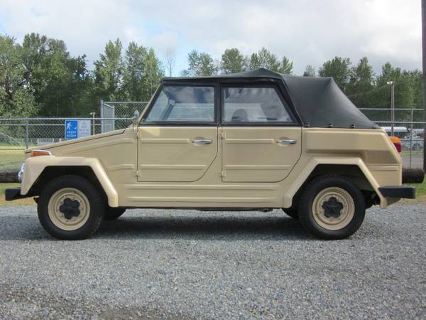 1974 VW Type 181 For Sale - Buy Classic Volks