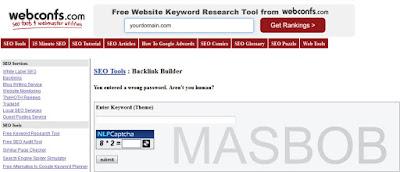 Membuat/Membangun Backlink Gratis : Cara Membuat Backlink Berkualitas untuk Blog/Website Anda