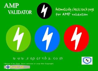 Cara buat template blogger AMP jadi valid AMP hanya di versi mobile (HP)