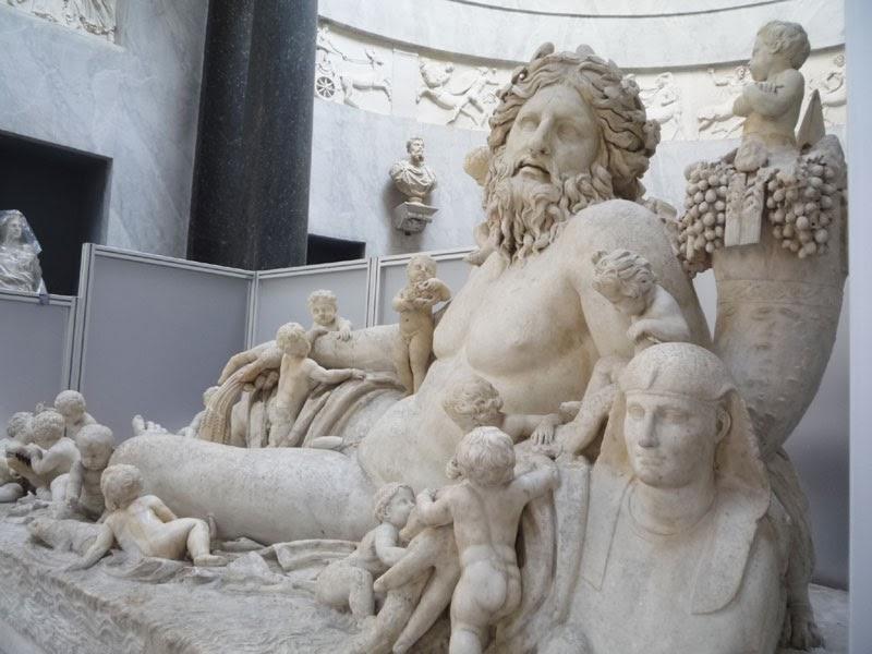 P1070349 - Os Museus Vaticanos
