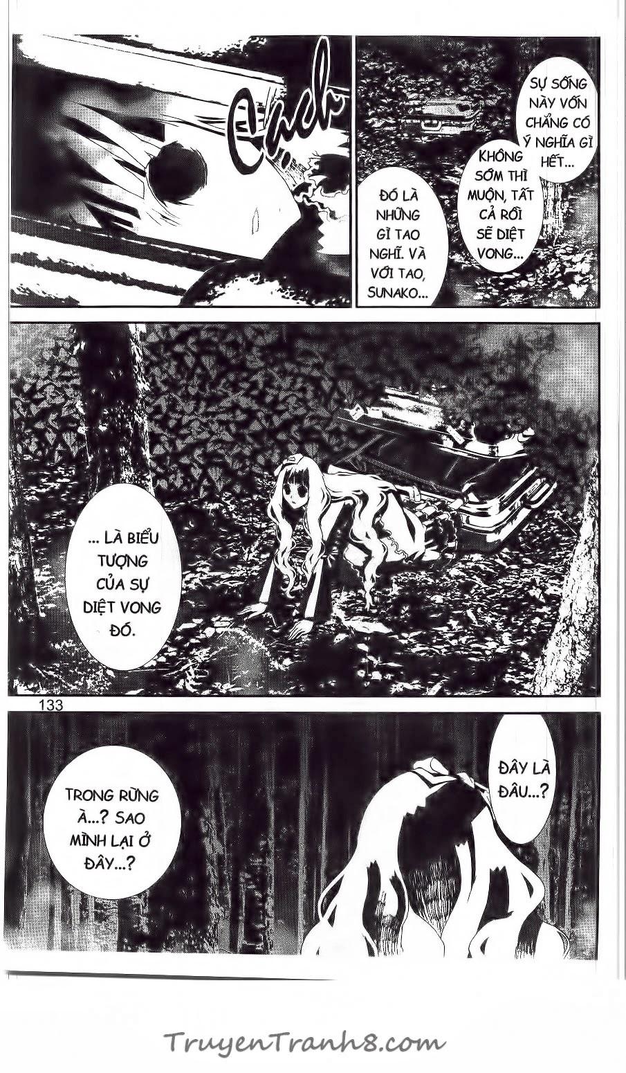 Shiki chapter 41 trang 36