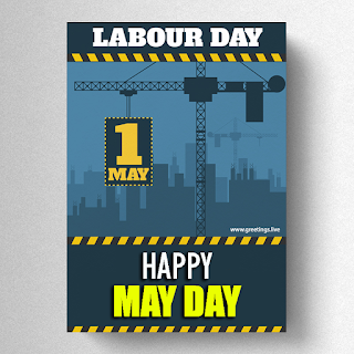 1st May Happy May Day Wishes Images Labour day greetings