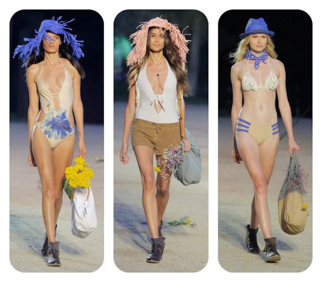 colección verano pamela azul klein