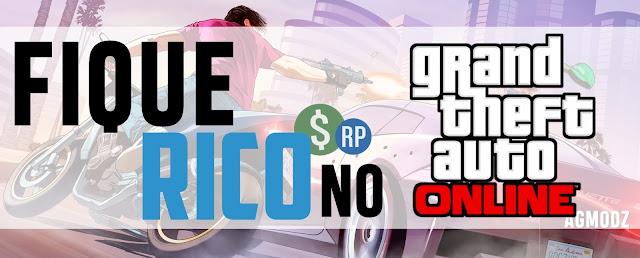 AGMODZ - Contas Modificadas para o GTA Online.