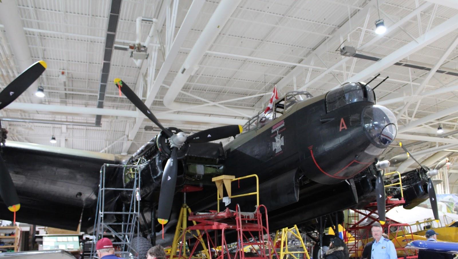 Balkan Wargamer: Canadian Warplane Museum and Niagara