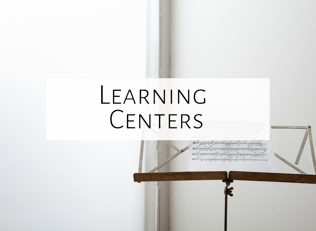 Learning Centers in the Music Classroom