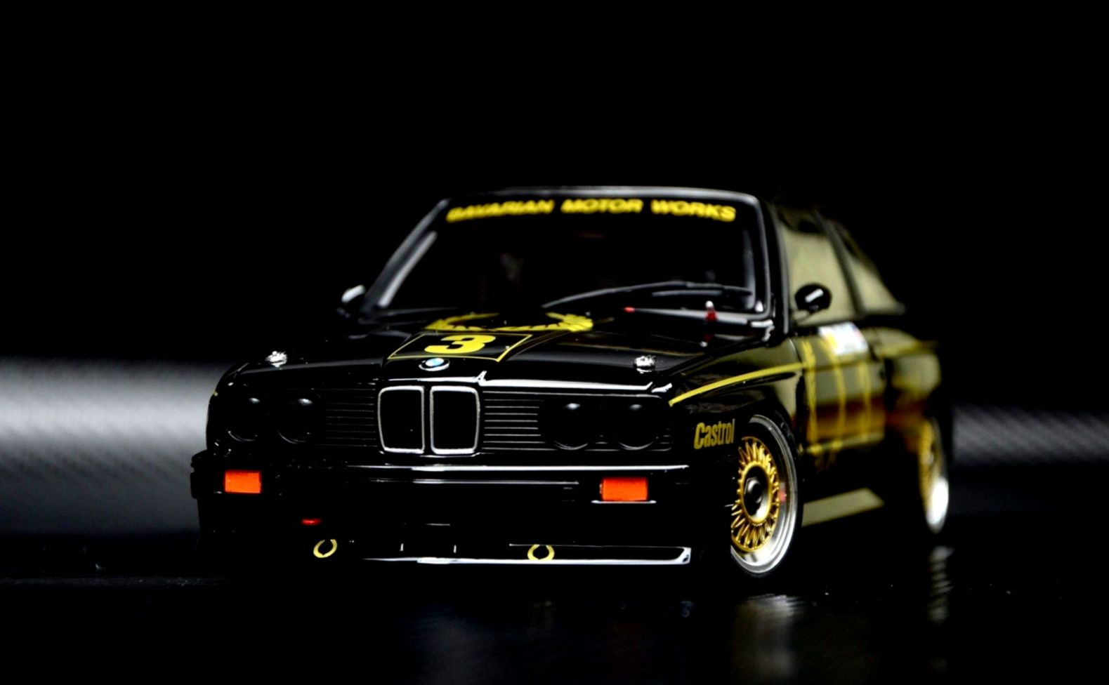 Bmw E30 M3 Car Toy Hd Wallpaper Format Wallpapers