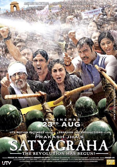 Satyagraha 2013 DVDRip 400mb