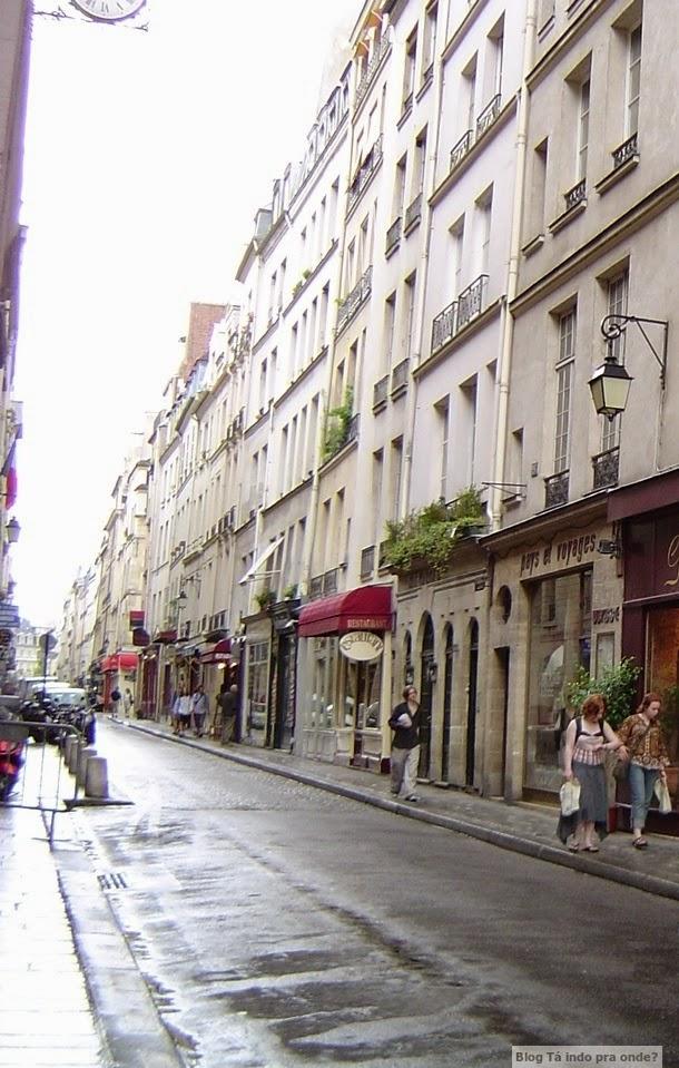 Ille St Louis Paris
