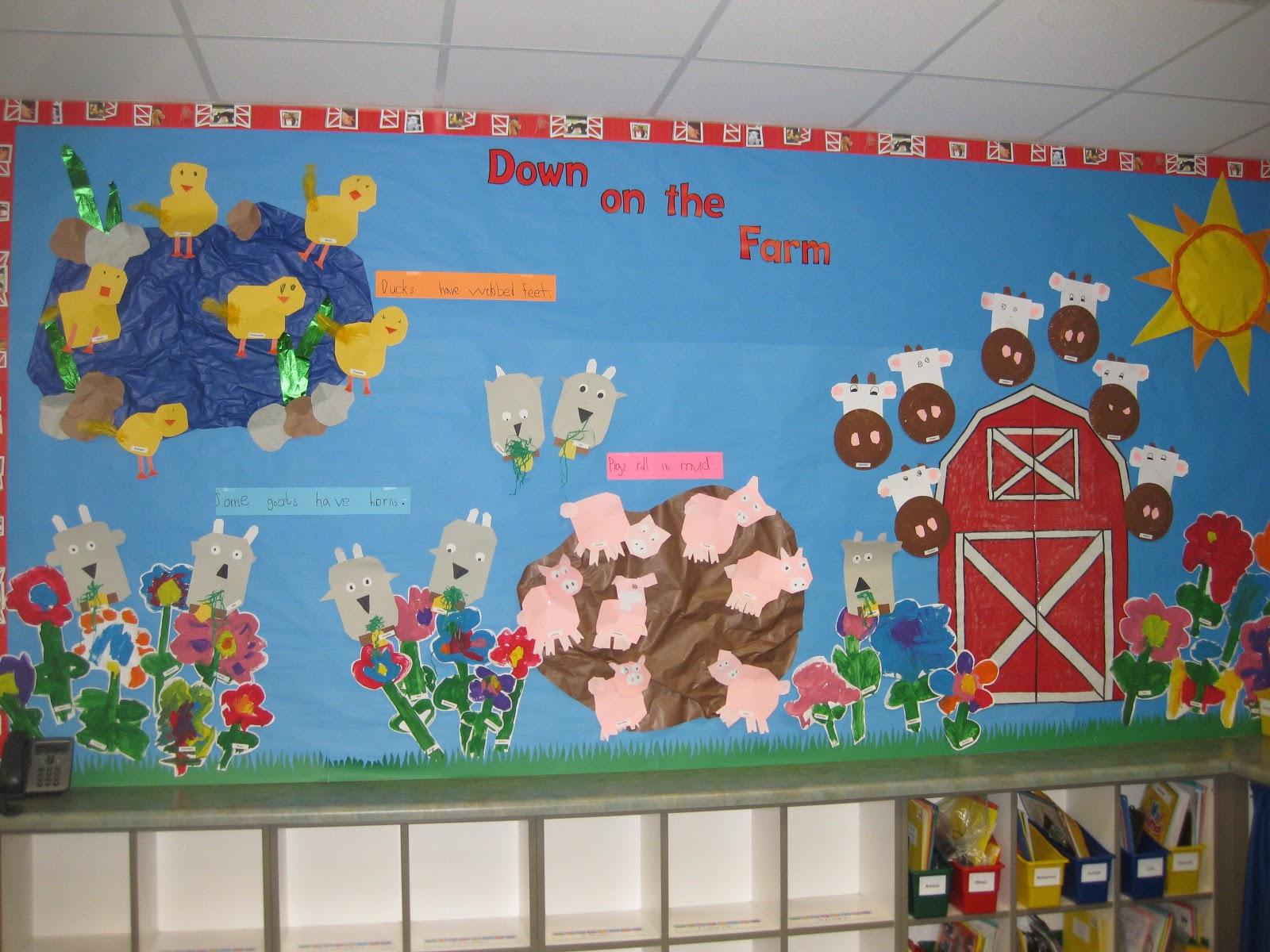 Mrs Bell S Kindergarten Class Open House