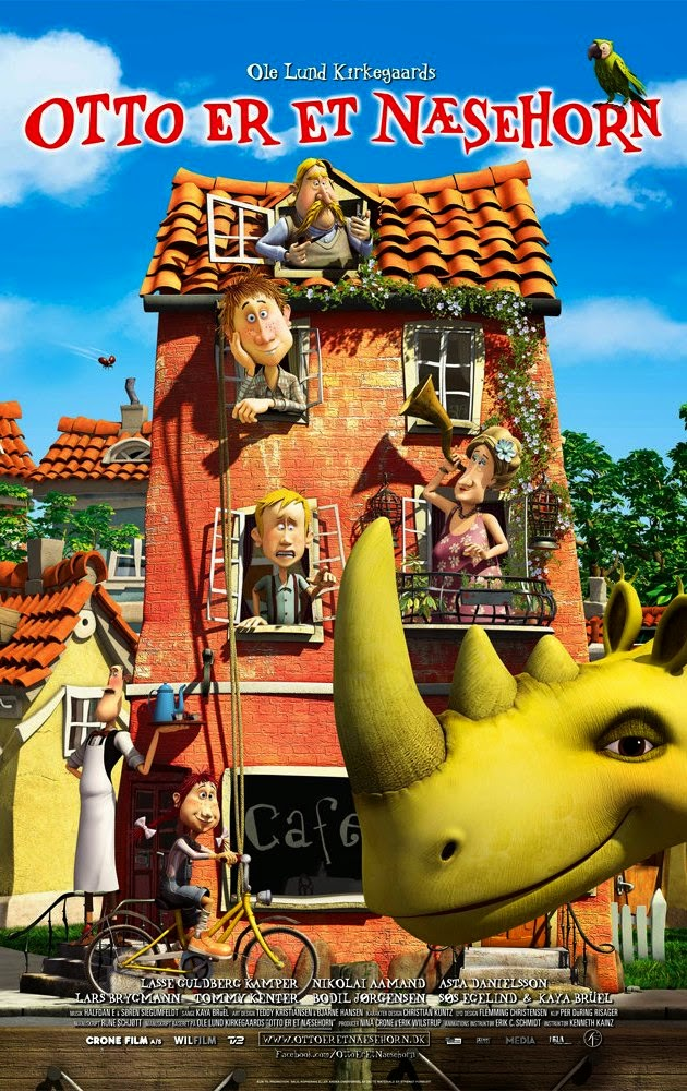 Watch Otto the Rhino (2013) Online For Free Full Movie English Stream