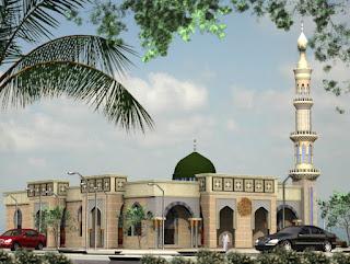 مشروع مسجد