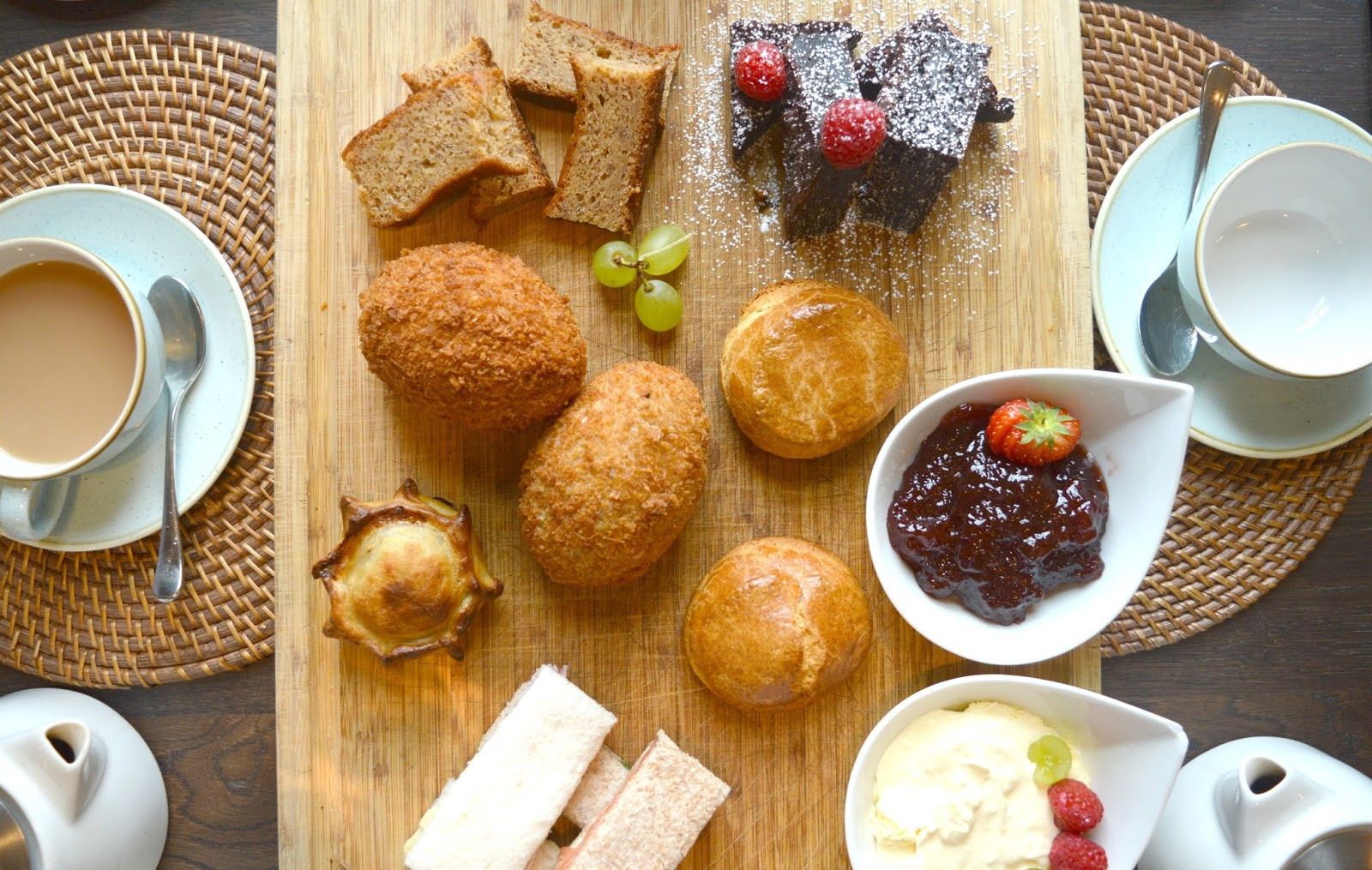 Spend a day in the Cotswolds - The Painswick Afternoon Tea