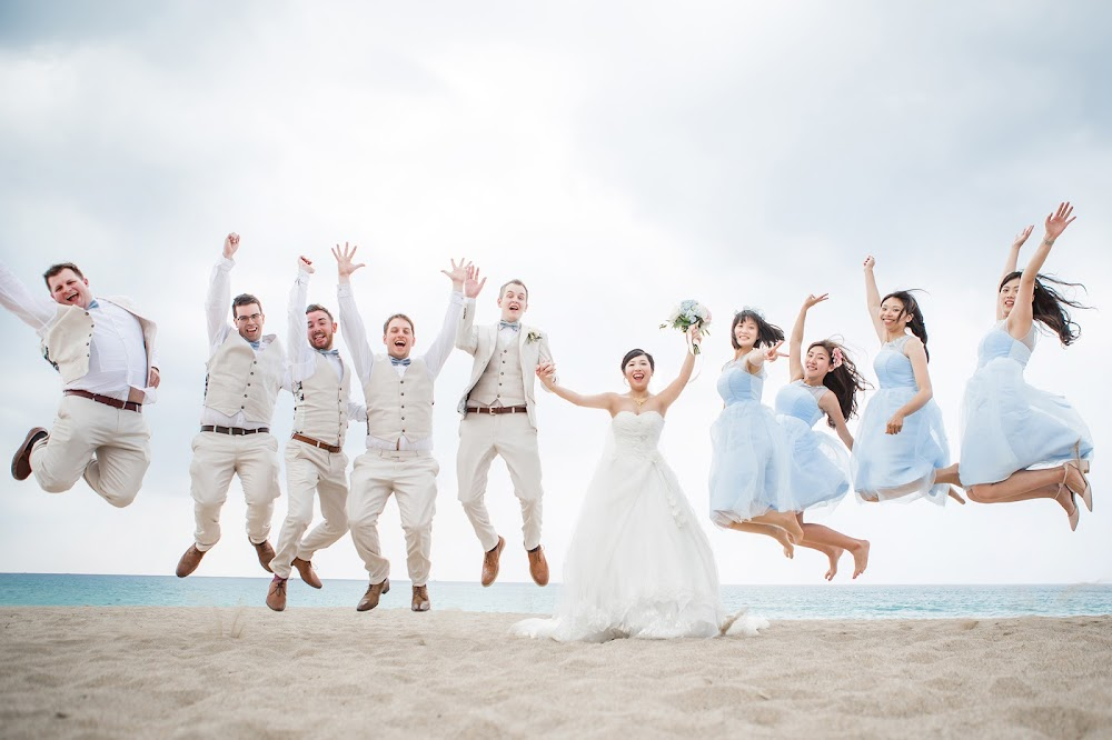 美式婚禮 戶外儀式 婚攝 推薦