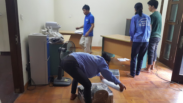 thuê dịch vụ dọn nhà