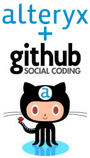 Alteryx and github - A Place for Sharing Great Ideas (and Macros