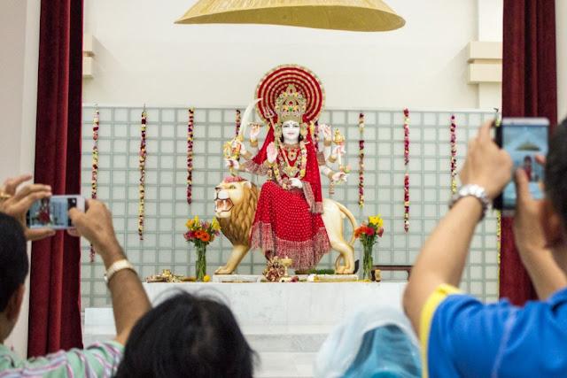 Sri Durga Temple in Australia