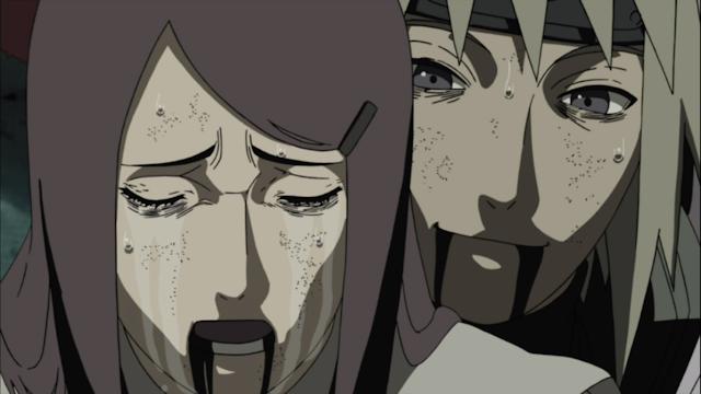 Naruto - Anime romance terbaik yang pasangannya bahagia sampai mati