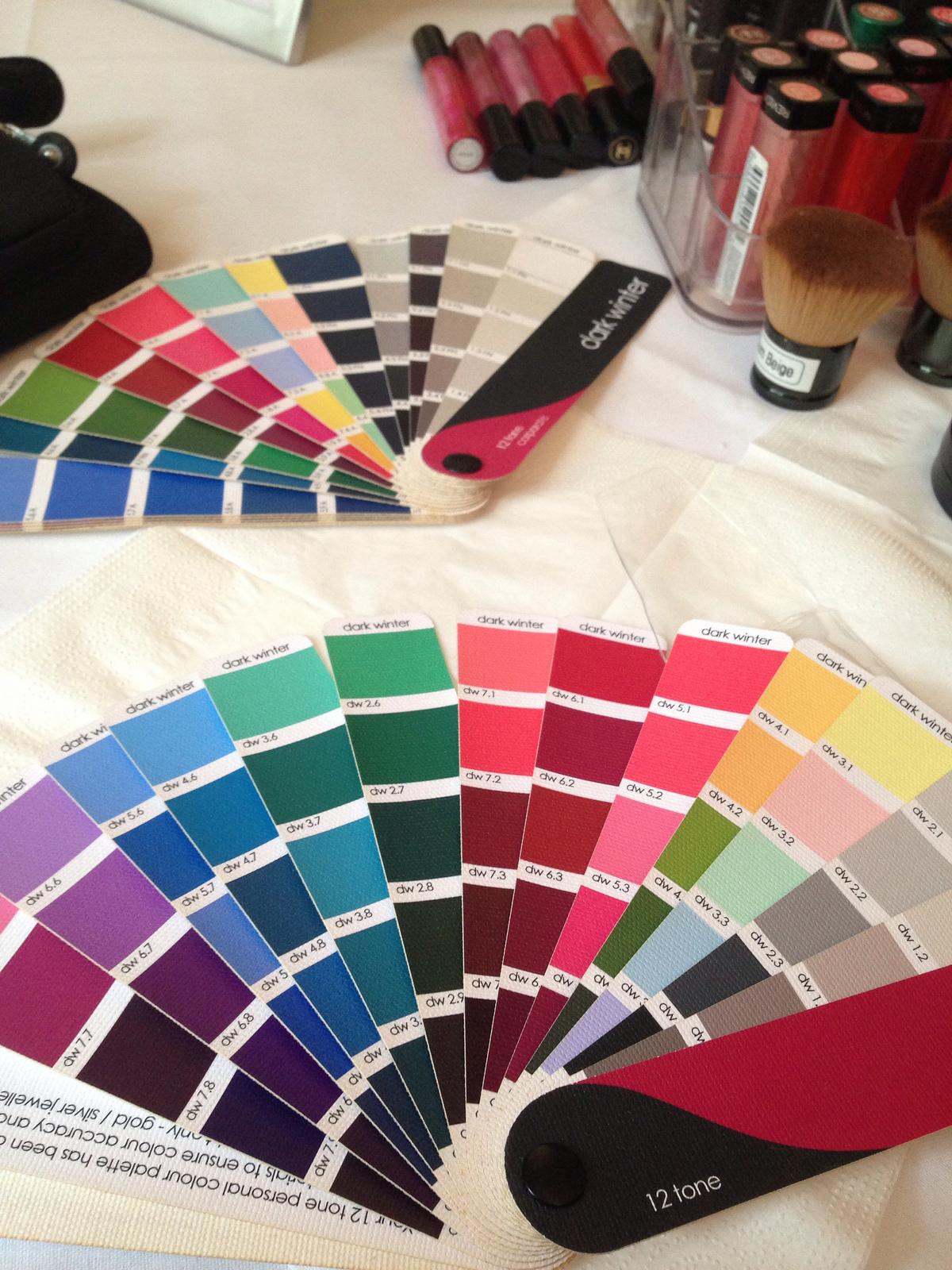 Sci Art Colour Consultation Get Lippie