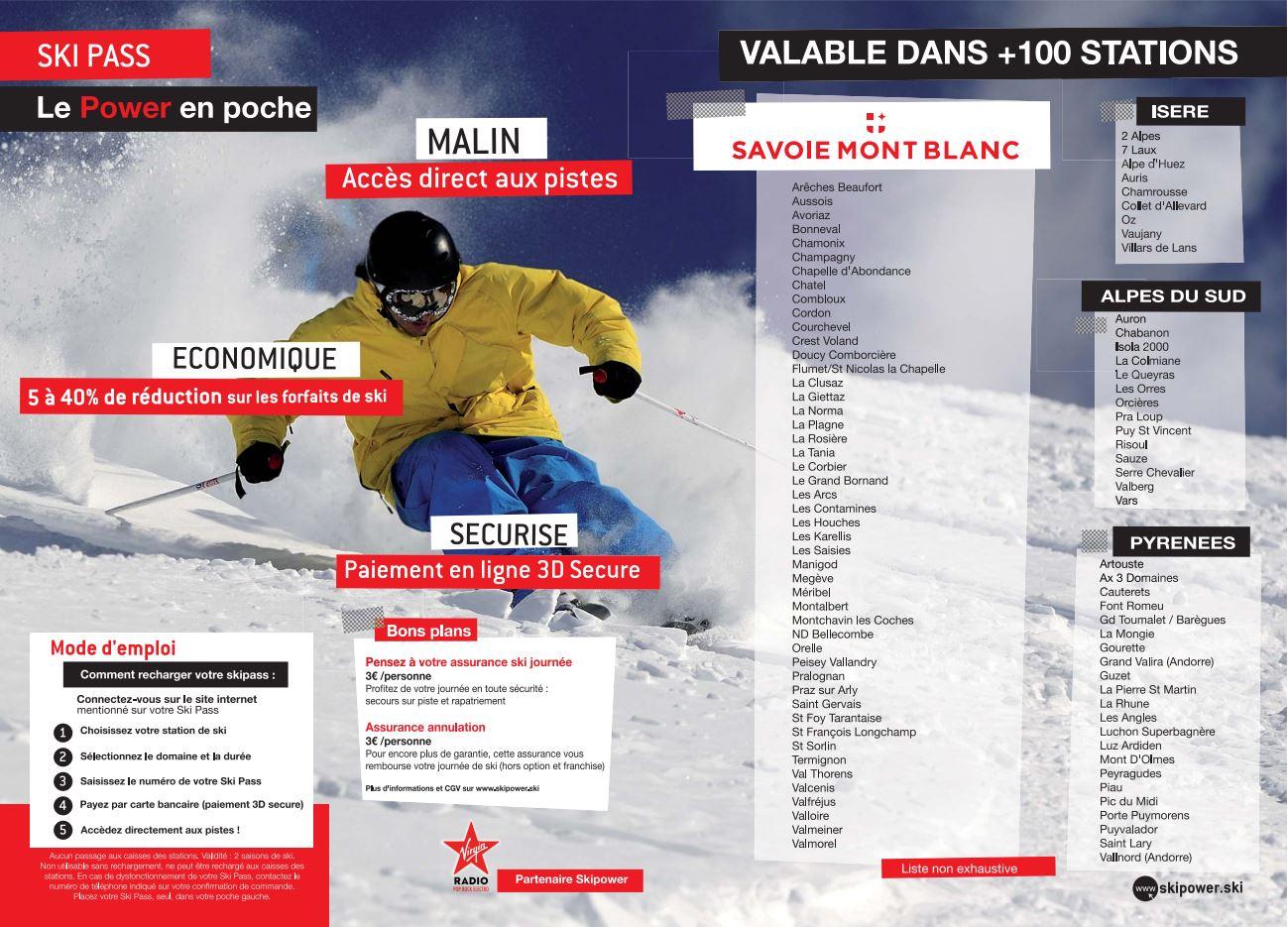 ski power lyon