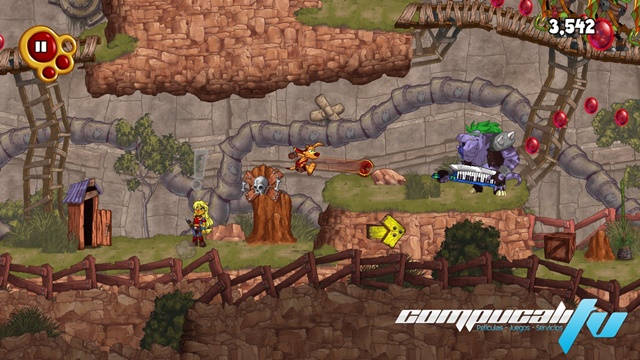 TY the Tasmanian Tiger 4 PC Game Español