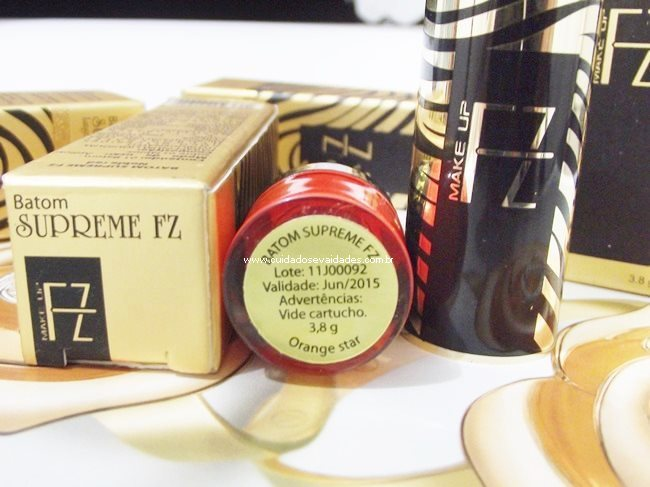 Supreme FZ Fenzza Make Up