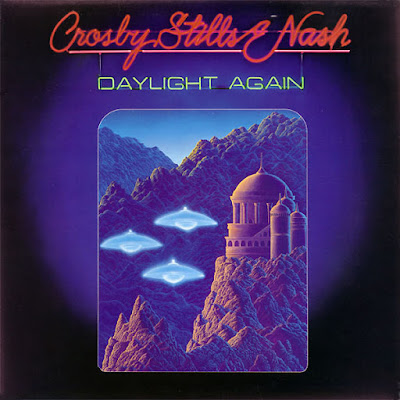 Crosby Stills & Nash... Daylight Again